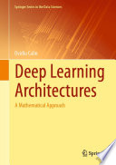 Deep Learning Architectures Book PDF