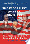 The Federalist  Papers  Revisited