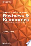 Books - New Approaches To Learning And Teaching Business & Economics | ISBN 9781316645949