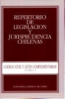 Repertorio de legislación y jurisprudencia chilenas