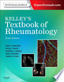"""Kelley's Textbook of Rheumatology E-Book"" by Gary S. Firestein, Ralph C. Budd, Sherine E Gabriel, Iain B. McInnes, James R O'Dell"