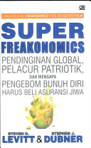 Superfreakonomics Book
