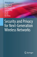 Security and Privacy for Next Generation Wireless Networks