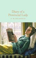 Diary of a Provincial Lady [Pdf/ePub] eBook