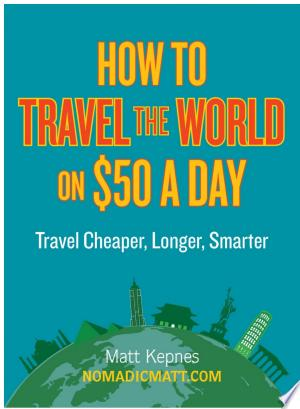 How+to+Travel+the+World+on+%2450+a+DayNo money? No problem. You can start packing your bags for that trip youve been dreaming a lifetime about. For more than half a decade, Matt Kepnes (aka Nomadic Matt) has been showing readers of his enormously popular travel blog that traveling isnt expensive and that its affordable to all. He proves that as long as you think out of the box and travel like locals, your trip doesnt have to break your bank, nor do you need to give up luxury. How to Travel the World on $50 a Day reveals Nomadic Matts tips, tricks, and secrets to comfortable budget travel based on his experience traveling the world without giving up the sushi meals and comfortable beds he enjoys. Offering a blend of advice ranging from travel hacking to smart banking, youll learn how to: * Avoid paying bank fees anywhere in the world * Earn thousands of free frequent flyer points * Find discount travel cards that can save on hostels, tours, and transportation * Get cheap (or free) plane tickets Whether its a two-week, two-month, or two-year trip, Nomadic Matt shows you how to stretch your money further so you can travel cheaper, smarter, and longer.