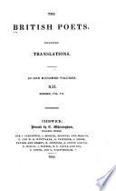The Poems Of Edmund Spenser