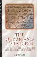 The Qur'an and Its Exegesis