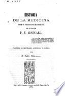 Historia de la medicina desde su origen hasta el siglo XIX