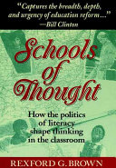 Schools of Thought Book
