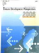 Taiwan Development Perspectives Book PDF