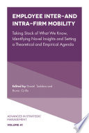 Employee Inter  and Intra Firm Mobility