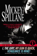 The Mike Hammer Collection, Volume I Book