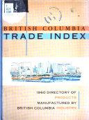 British Columbia Manufacturer s Directory