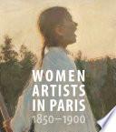 Women Artists In Paris 1850 1900