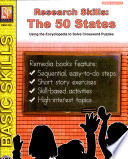 Research Skills  The 50 States