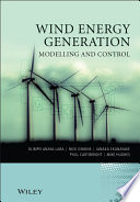 Wind Energy Generation  Modelling and Control