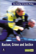 Racism  Crime and Justice