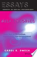 Self theories Book