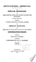 Encyclop Dia Americana