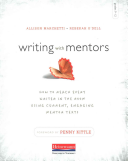 Writing with Mentors Book
