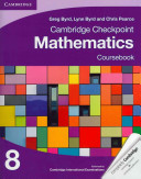 Books - Cambridge Checkpoint Mathematics Coursebook 8 | ISBN 9781107697874