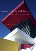 Space  Time and Architecture