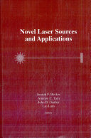 Novel Laser Sources and Applications