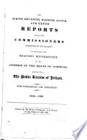 Reports From The Commissioners Appointed By His Majesty