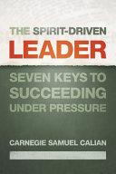 The Spirit-Driven Leader ebook