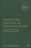 Death and Survival in the Book of Job