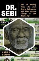 Dr. Sebi Pdf/ePub eBook