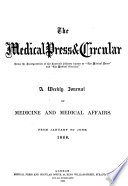 The Medical Press & Circular