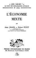 L'Économie mixte