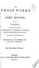 The Prose Works of John Milton