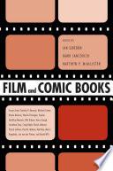 Film and Comic Books Book