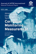 Advances in Electrochemical Techniques for Corrosion Monitoring and Measurement Book