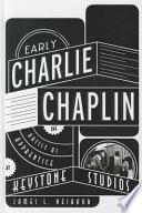 Early Charlie Chaplin Book