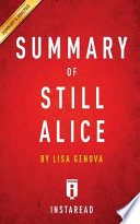 A 15-Minute Summary and Analysis of Still Alice