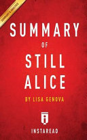 A 15 Minute Summary and Analysis of Still Alice