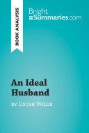 An Ideal Husband A Play Oscar Wilde [Pdf/ePub] eBook