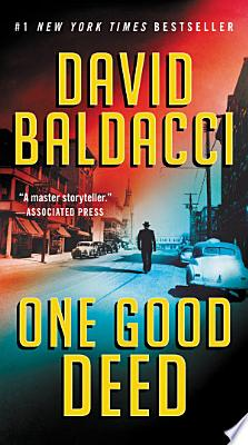 Book cover of 'One Good Deed' by David Baldacci