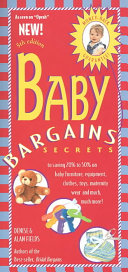 Baby Bargains Book