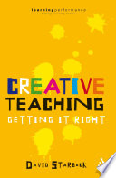 Creative Teaching Book PDF