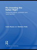 Re-inventing the Italian Right