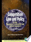 Competition Law Book