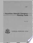 Hazardous Materials Emergency Planning Guide
