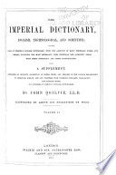 The Imperial Dictionary  English  Technological  and Scientific Book