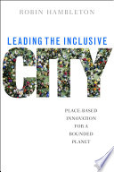 Leading the inclusive city