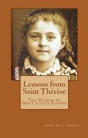 Lessons from Saint Thérèse [Pdf/ePub] eBook