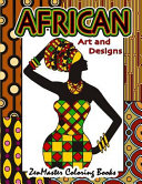 African Art and Designs Book